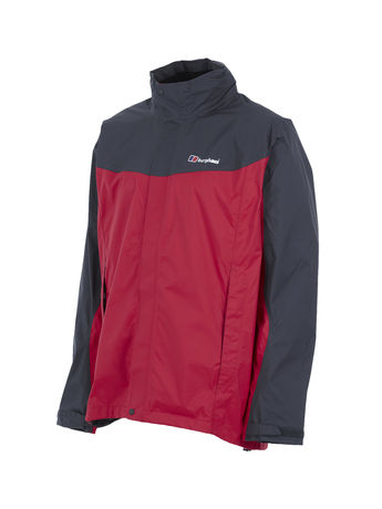 BERGHAUS MENS GORE-TEX® PACLITE III JACKET Extrem Red / Thunder