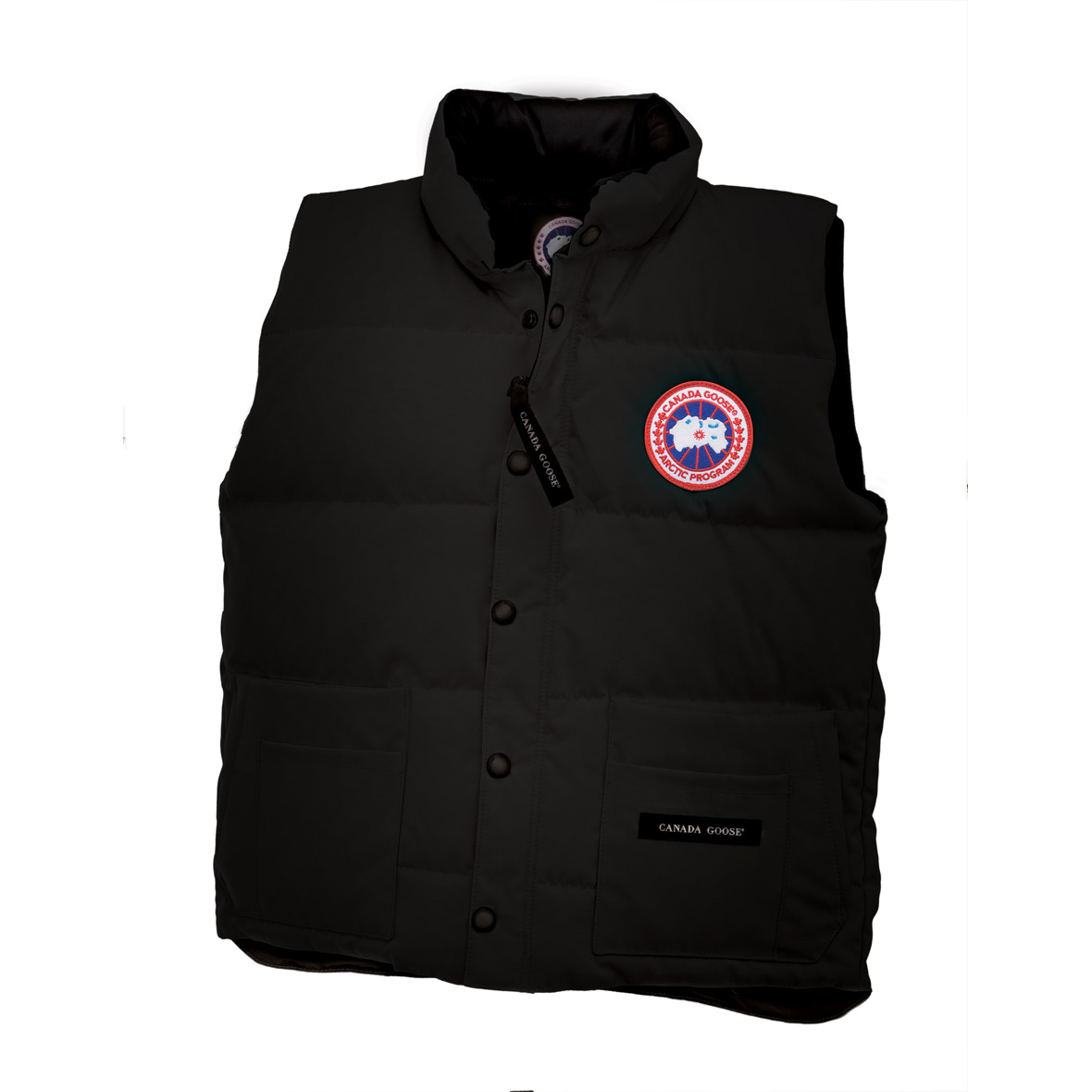 Canada Goose Junior [4-20] Freestyle Vest BLACK