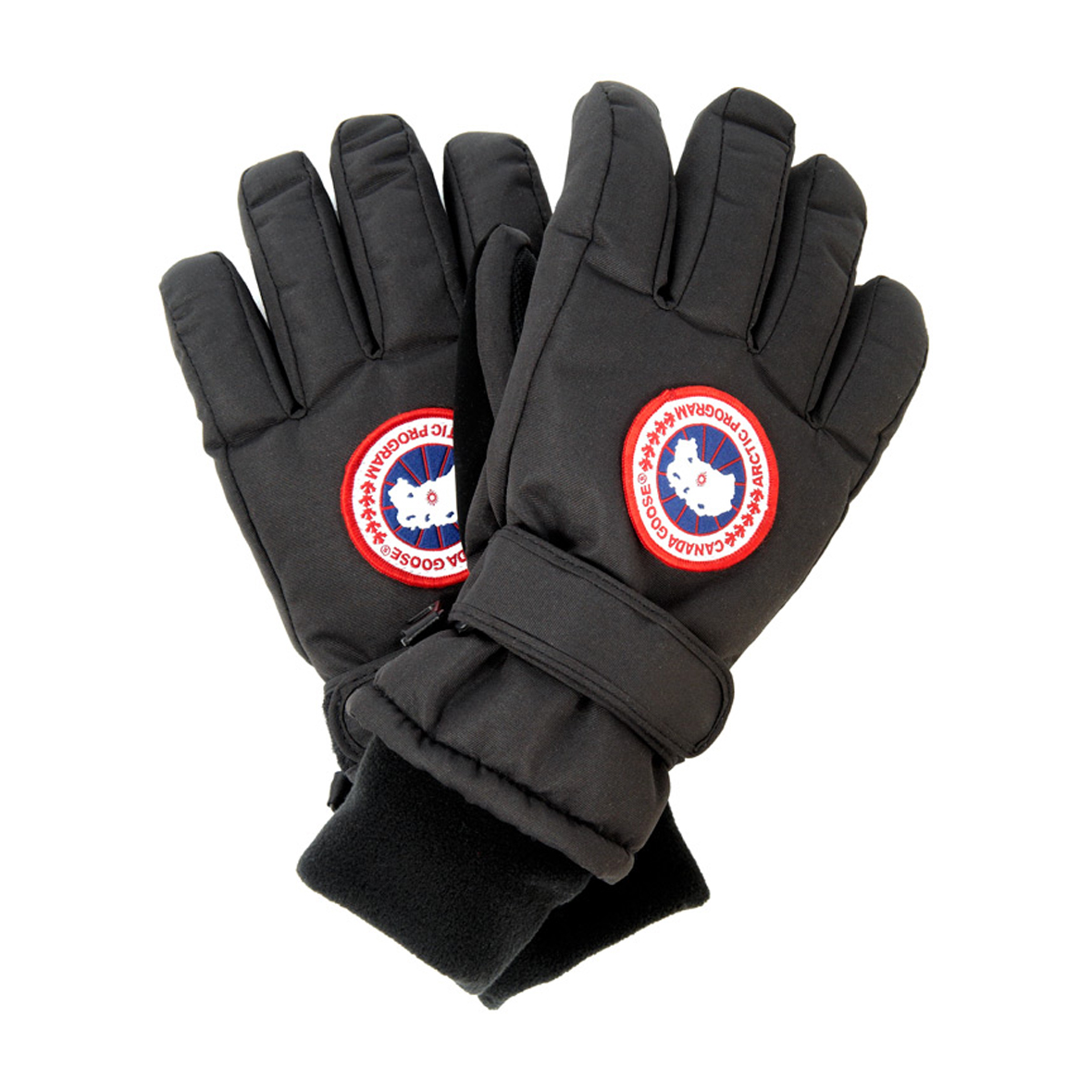 Canada Goose Youth Down Glove BLACK