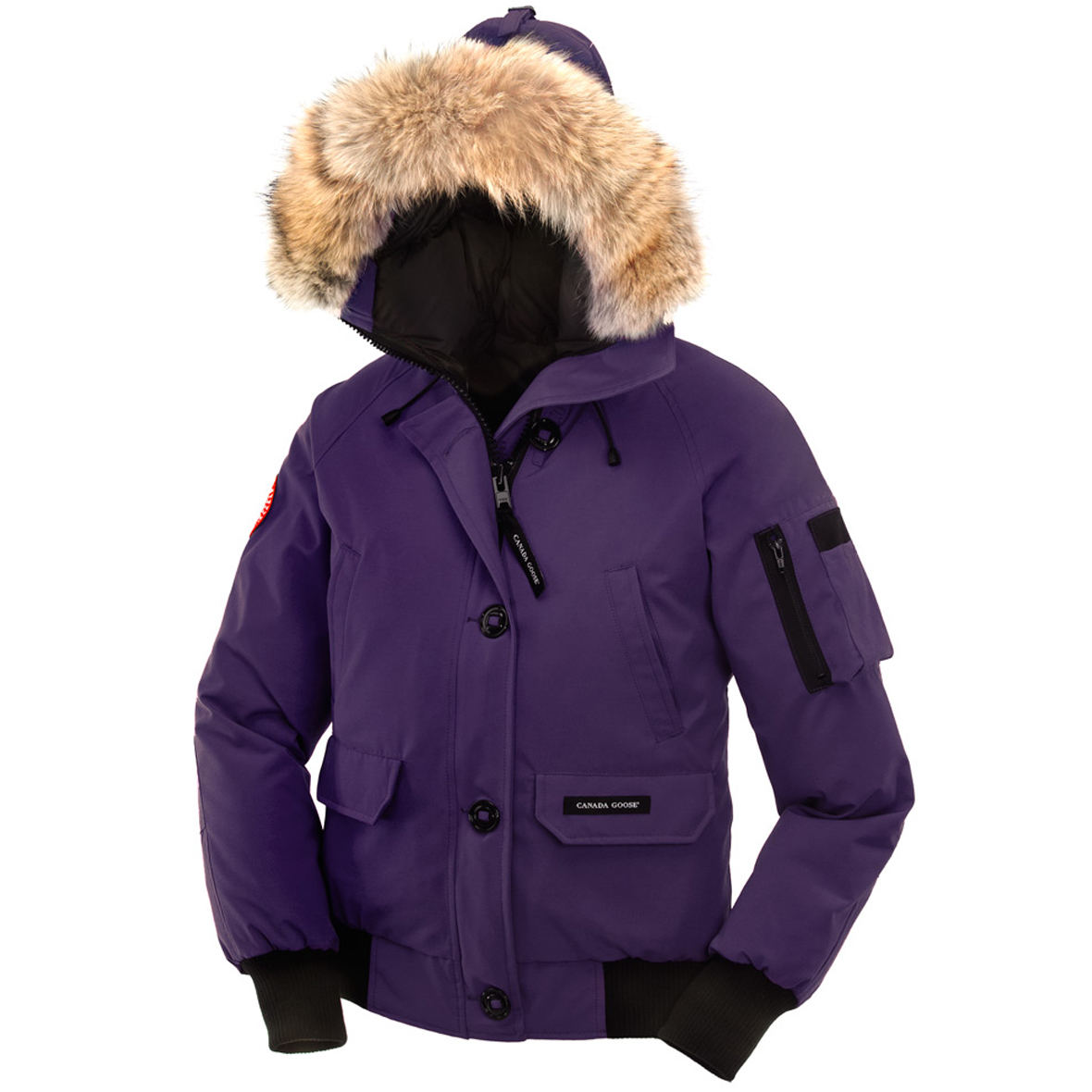 Canada Goose Chilliwack Bomber ARCTIC DUSK For Women