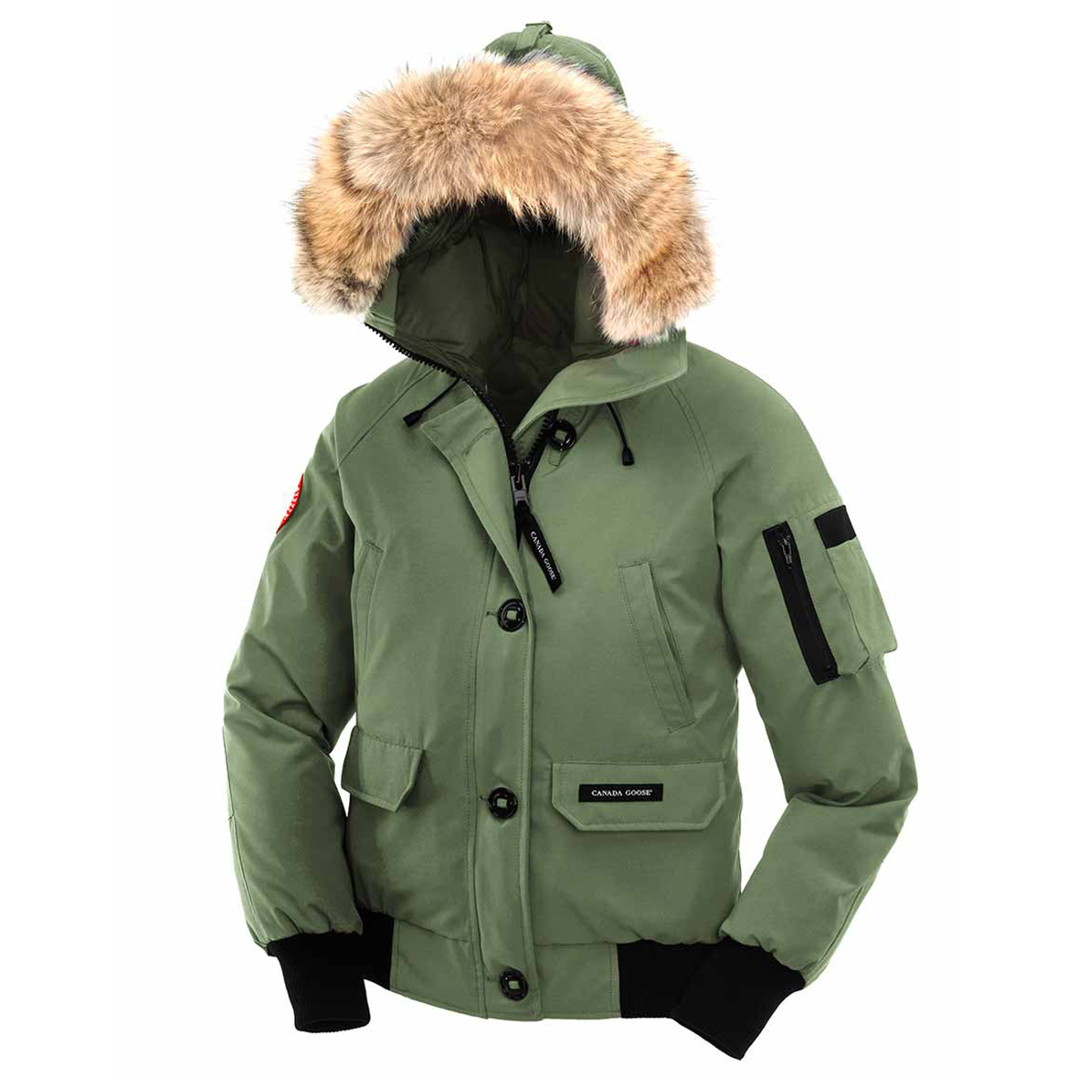 Canada Goose Chilliwack Bomber ARCTIC TUNDRA For Women