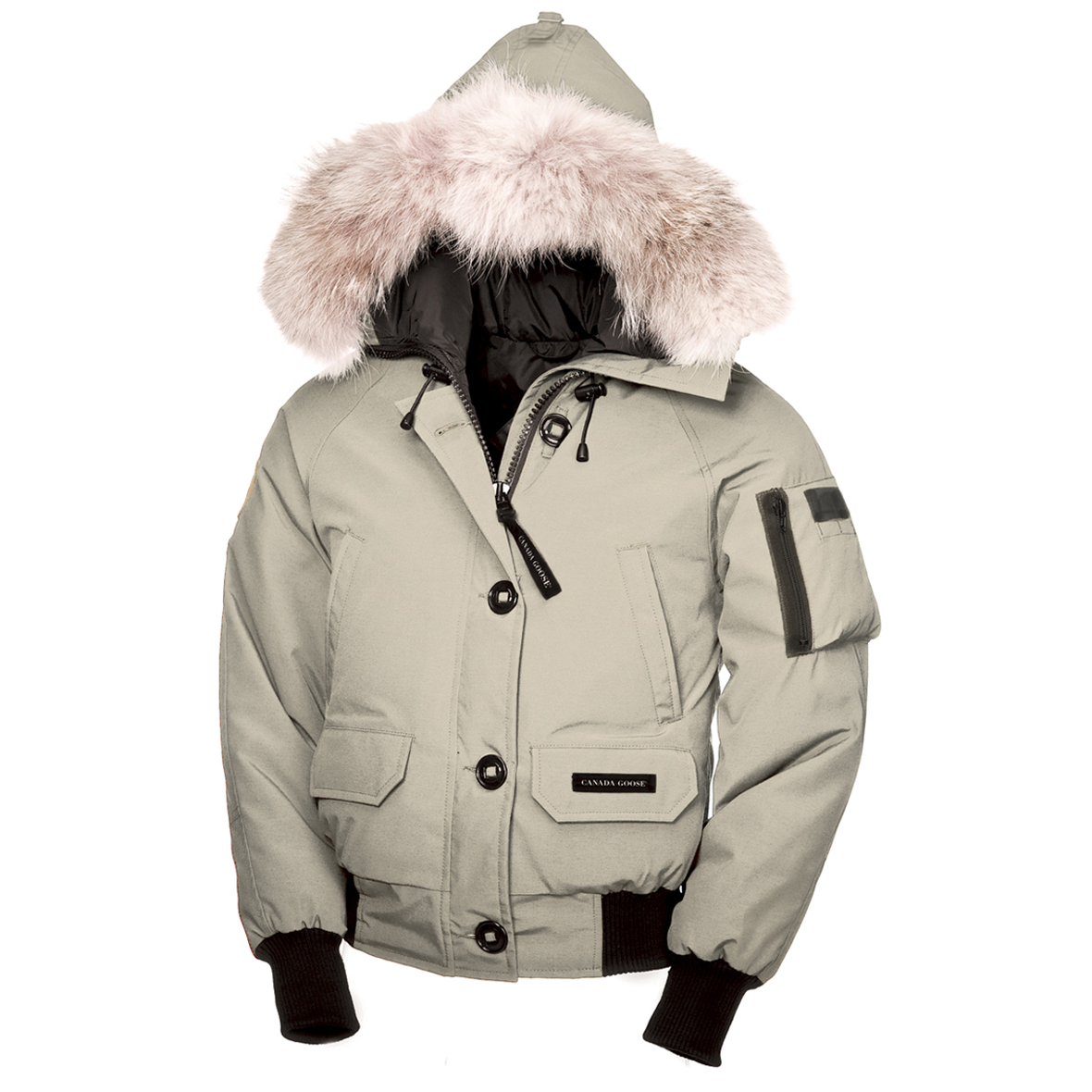 Canada Goose Chilliwack Bomber SAND For Women