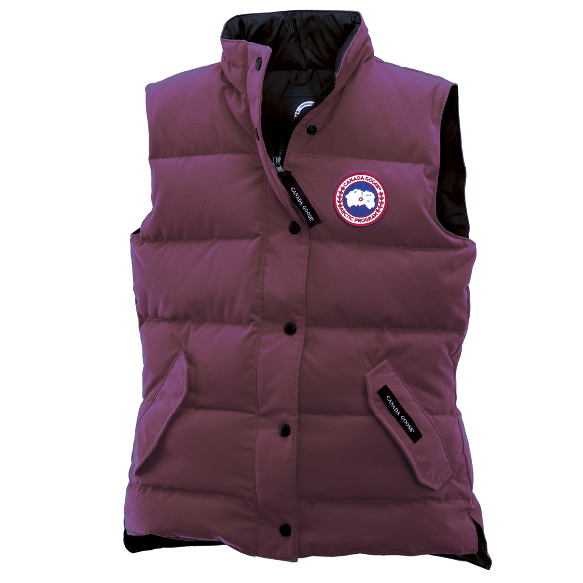 Canada Goose Freestyle Vest BERRY For Women