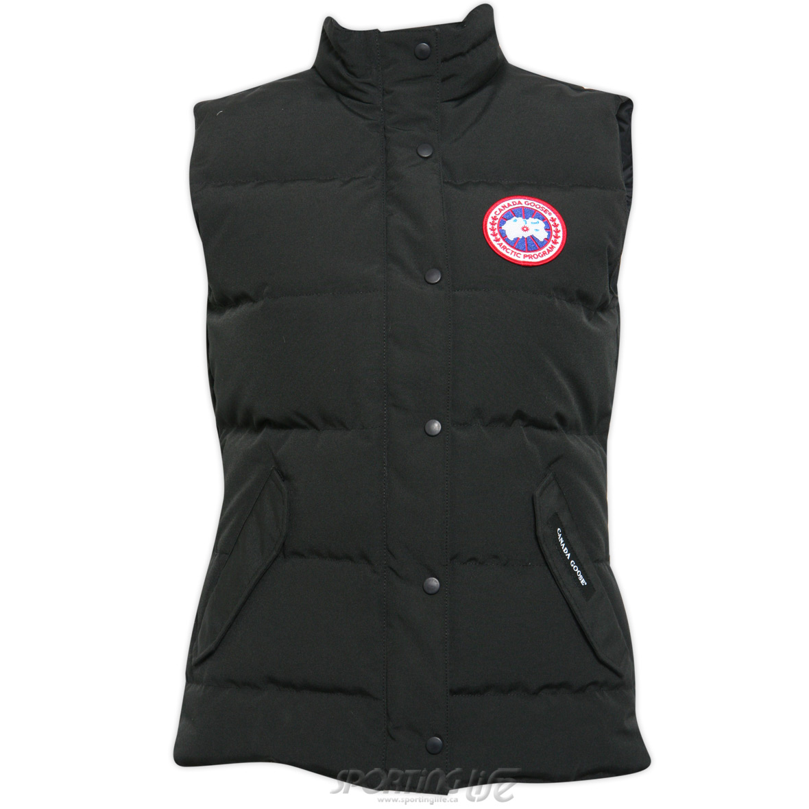 Canada Goose Freestyle Vest BLACK For Women