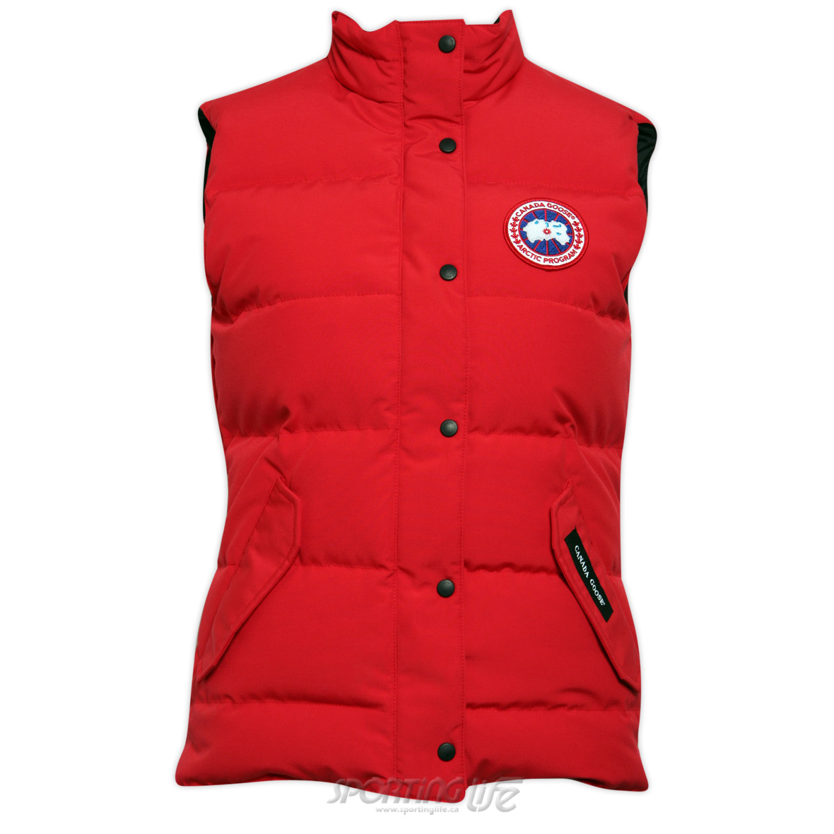 Canada Goose Freestyle Vest RED For Women