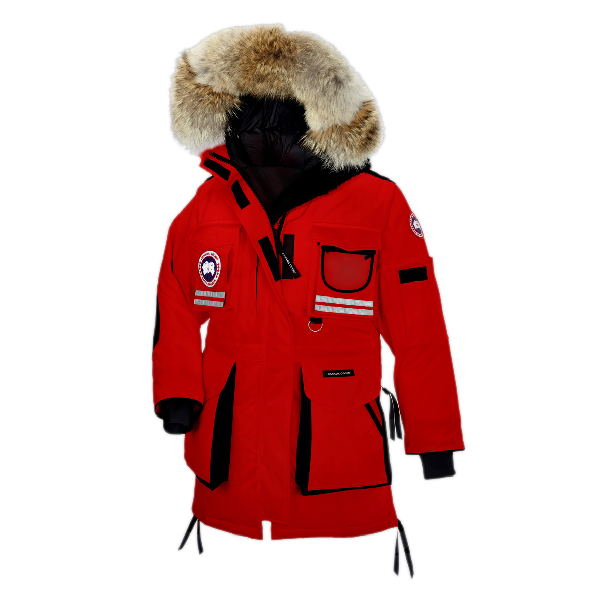Canada Goose Snow Mantra Parka RED For Women