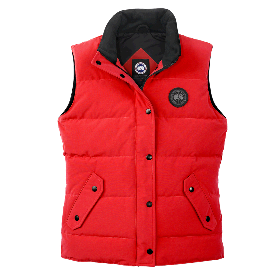 Canada Goose Granby Vest RED For Women