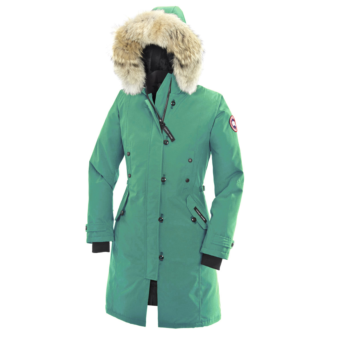 Canada Goose Kensington Parka ARCTIC SURF For Women