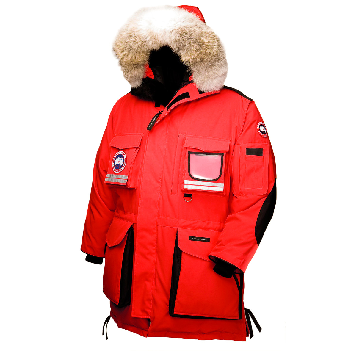Canada Goose Snow Mantra Parka RED For Men