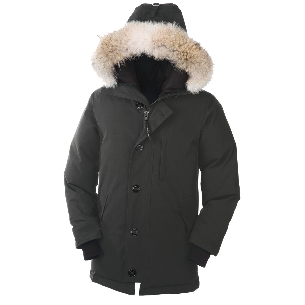 Canada Goose Chateau Parka GRAPHITE For Men