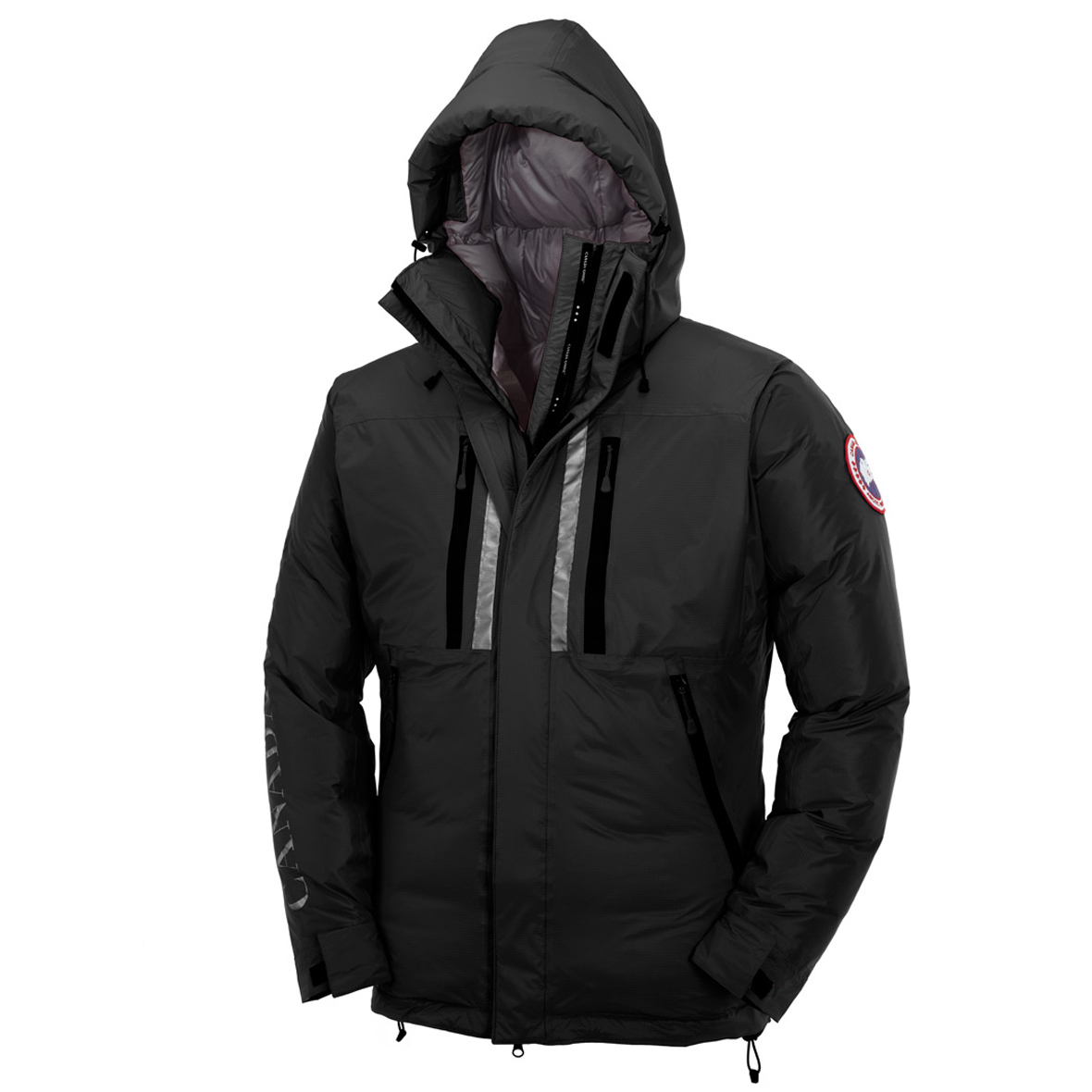 Canada Goose Skreslet Parka BLACK For Men