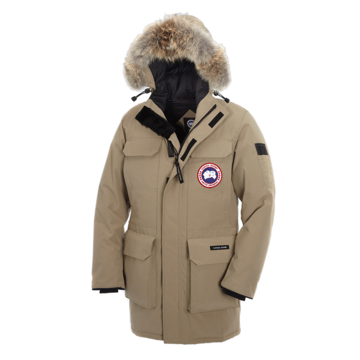 Canada Goose Citadel Parka TAN For Men