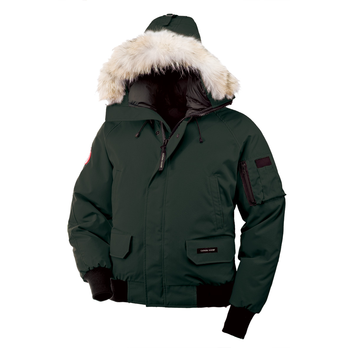 Canada Goose Chilliwack Bomber FOREST GREEN For Men