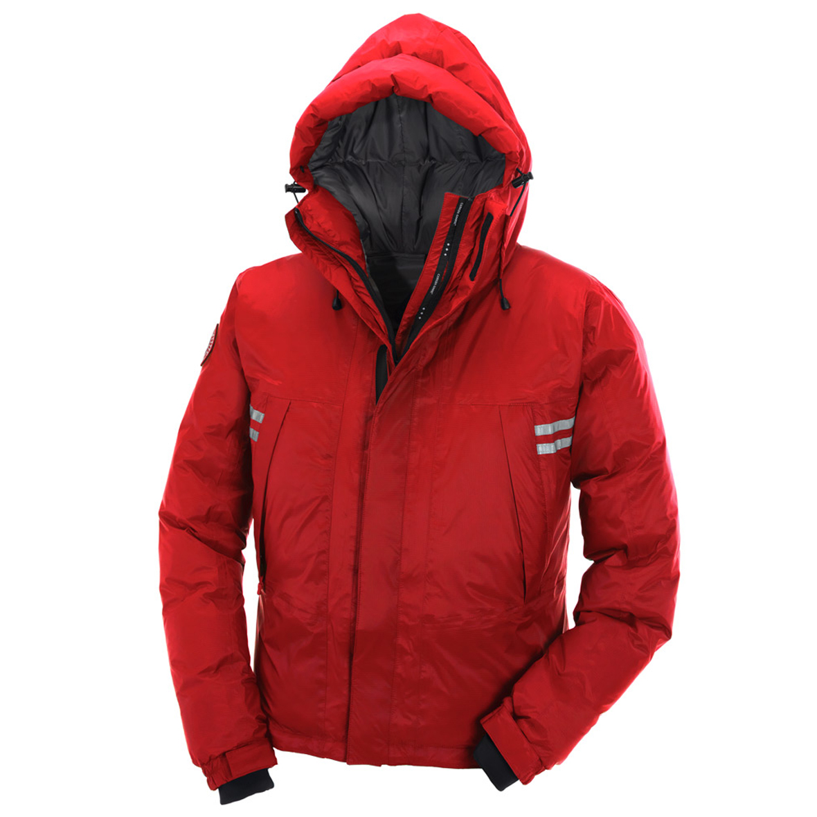 Canada Goose Mountaineer Jacket RED For Men