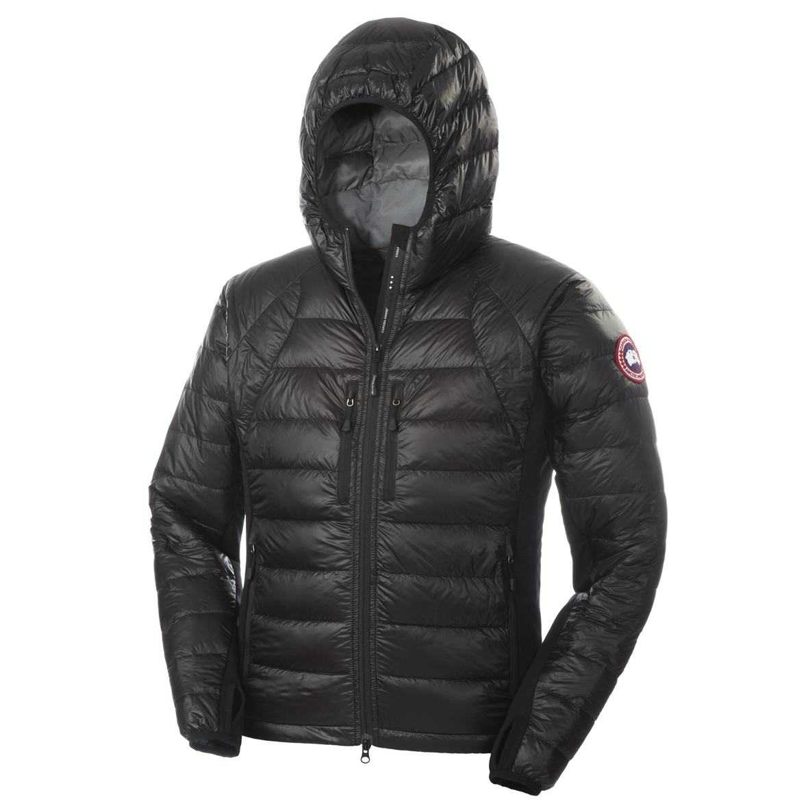 Canada Goose Hybridge Lite Hoody BLACK For Men