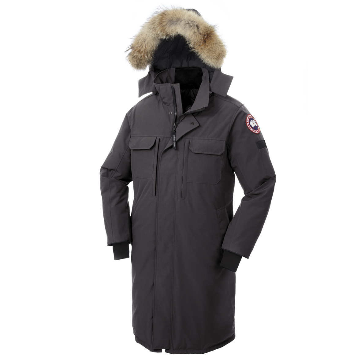 Canada Goose Westmount Parka GRAPHITE For Men