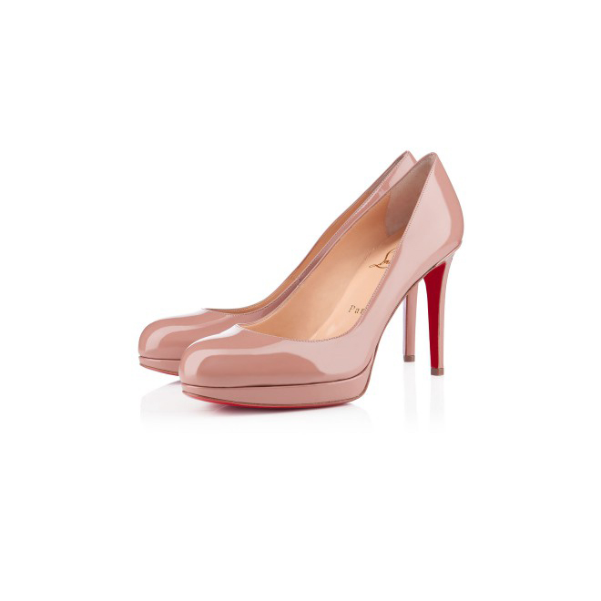 CHRISTIAN LOUBOUTIN NEW SIMPLE PUMP