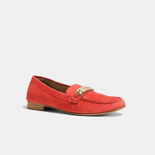 COACH KIMMIE loafer WATERMELON