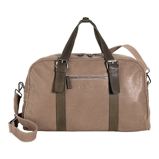 Cole Haan Trovato Weekender Taupe/Olive