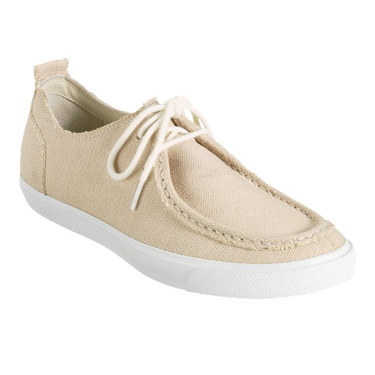 Cole Haan Air Newport Low Oxford Ivory Canvas