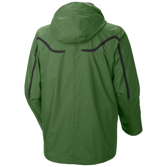 COLUMBIA MENS WHIRLIBIRD™ INTERCHANGE JACKET DARK BACKCOUNTRY