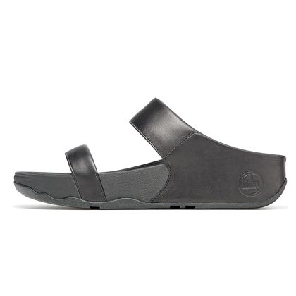 FITFLOP LULU SLIDE BLACK