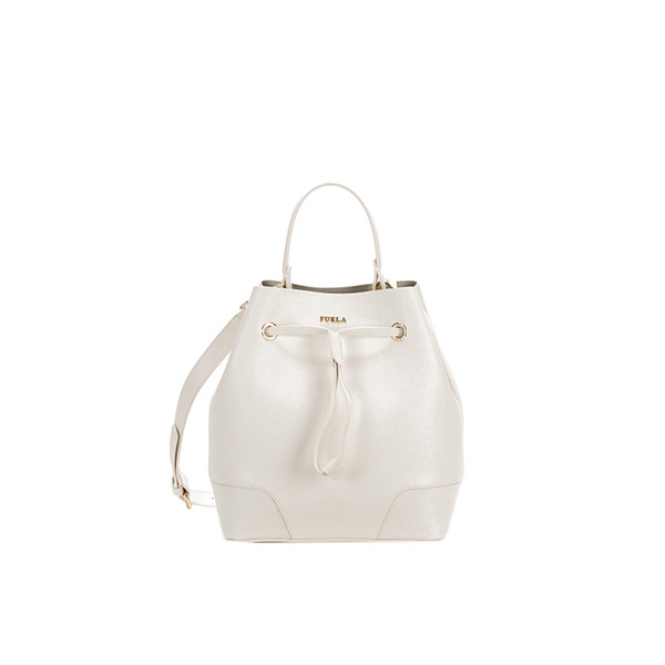 FURLA STACY BUCKET BAG PETALO