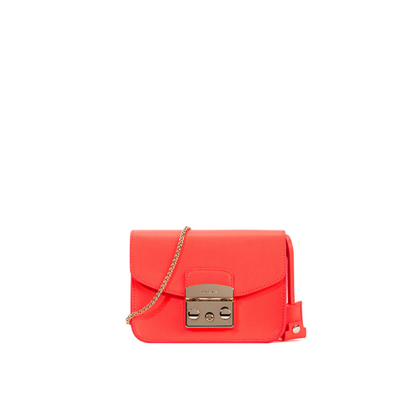 FURLA METROPOLIS CROSSBODY COLOR NEON