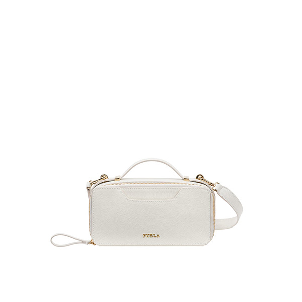 FURLA MINNIE CROSSBODY PETALO