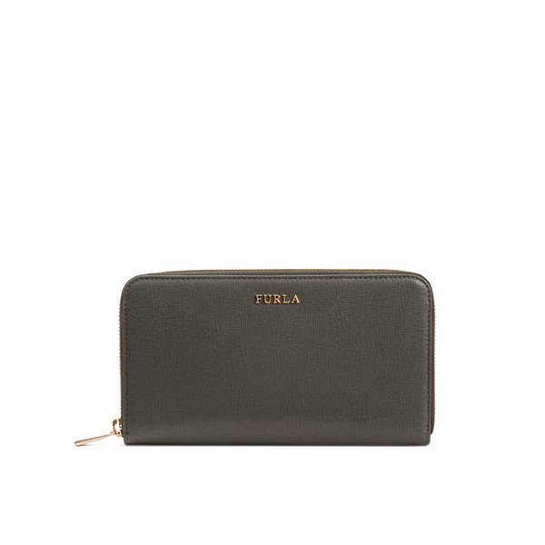 FURLA BABYLON ZIP AROUND SALVIA