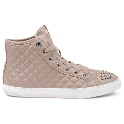 GEOX D WINTER CLUB TAUPE
