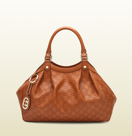 Gucci sukey guccissima leather tote