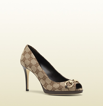 Gucci new hollywood pump