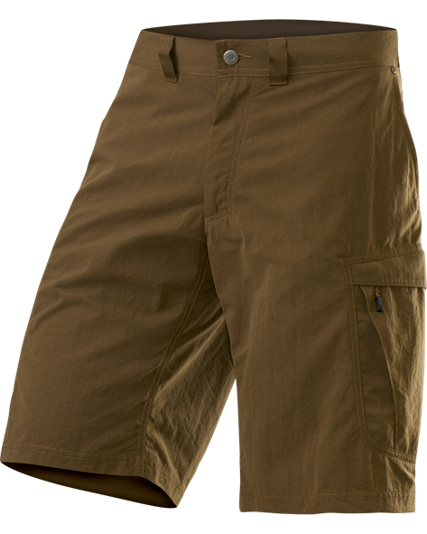 HAGLOFS MEN MID POCKET SHORTS bracken
