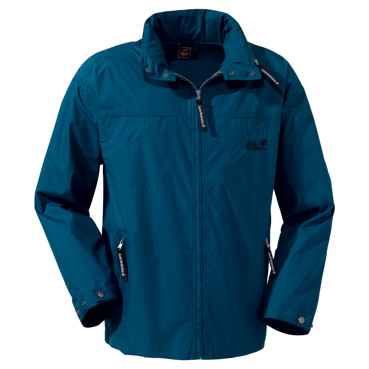 JACK WOLFSKIN MEN SILK ROAD ENSIGN BLUE