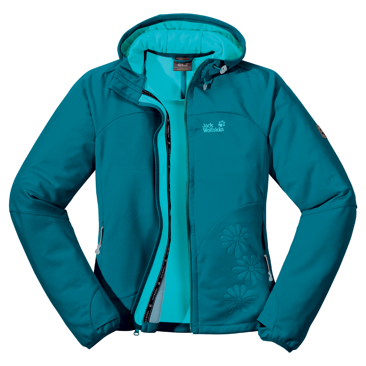JACK WOLFSKIN WOMEN SYMPHONY BALTIC BLUE