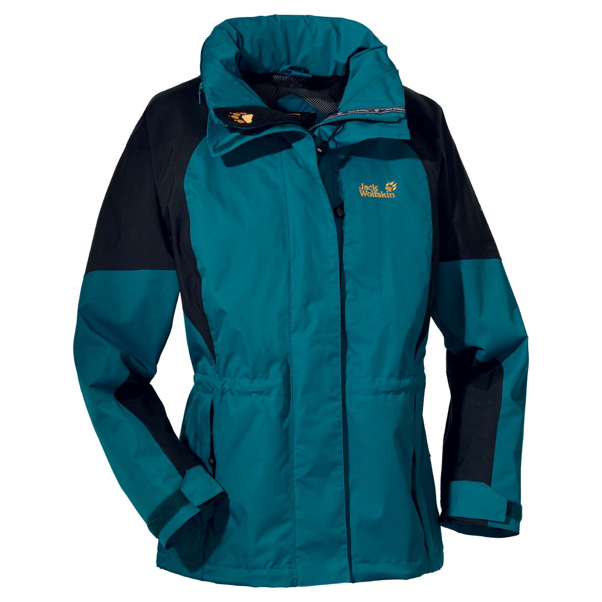 JACK WOLFSKIN WOMEN MOUNTAIN RANGE BALTIC BLUE