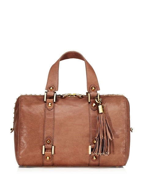 JUICY COUTURE LUXE LEATHER STEFFY Weathered Stone