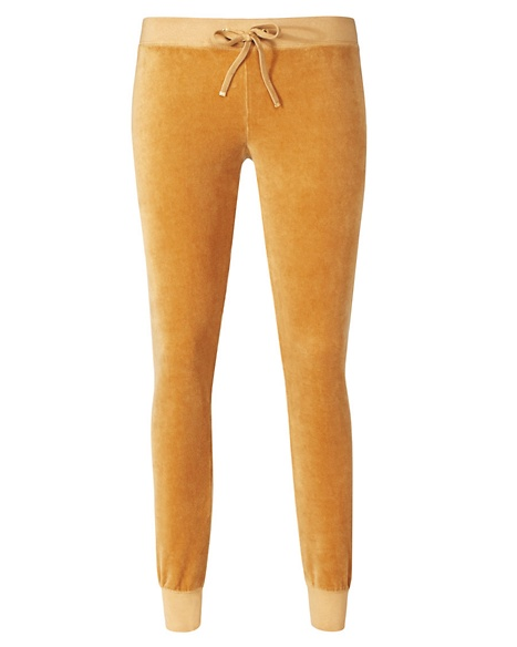 JUICY COUTURE PANT VELOUR MODERN SLIM Mimi