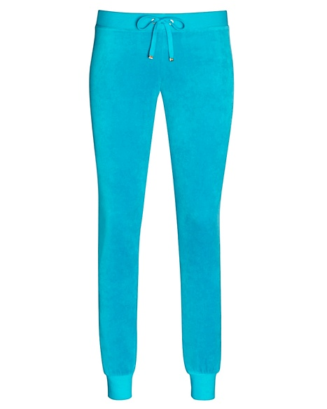 JUICY COUTURE PANT VELOUR MODERN SLIM Nordic