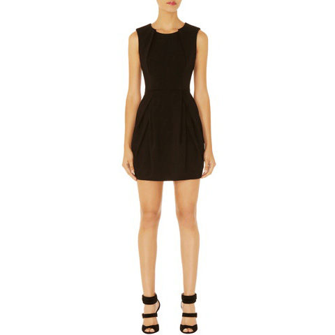 KAREN MILLEN JERSEY BUBBLE DRESS