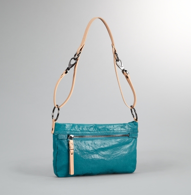 Kenneth Cole New York Color Mix Cross-Body Bag TURQUOISNATU