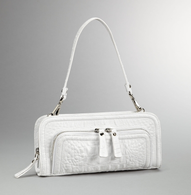 Kenneth Cole New York Tote-Al Expanse Mini Bag WHITE
