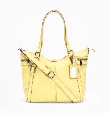 Kenneth Cole Reaction Mercer Street Tote BUTTER