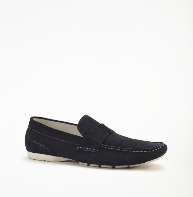 Kenneth Cole New York Is-Land Jumper Loafer NAVY