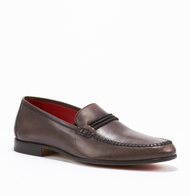 Kenneth Cole Collection Fashion Week Loafer GREY