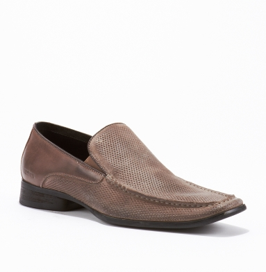 Kenneth Cole Reaction Note Worthy Loafer BROWN