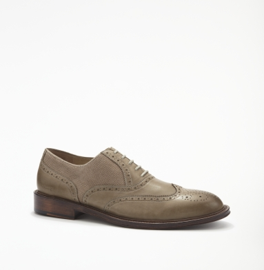 Kenneth Cole New York Elite Class Oxford TAUPE