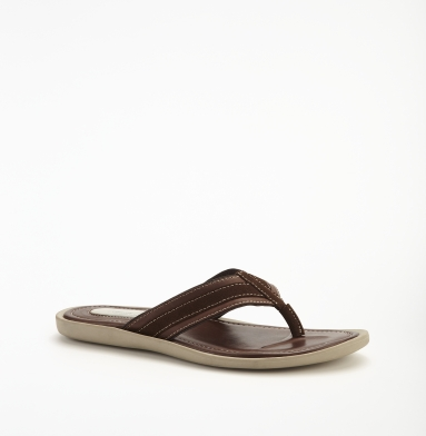 Kenneth Cole New York Beach Pass Sandal BROWN