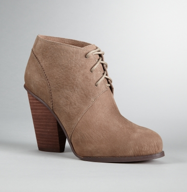 Kenneth Cole New York Speed Chase Bootie LATTE